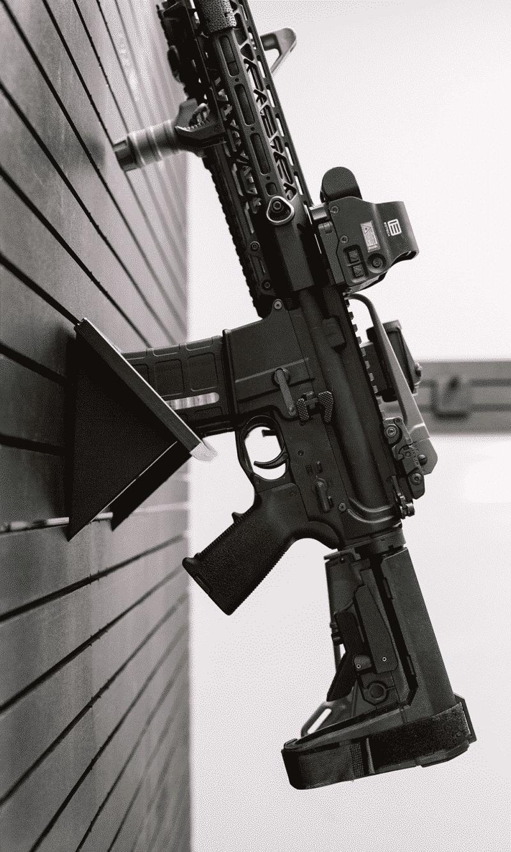 ModWall Multi-Rifle Hangers
